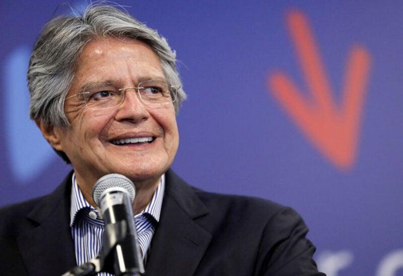 Ecuador's President-elect Guillermo Lasso