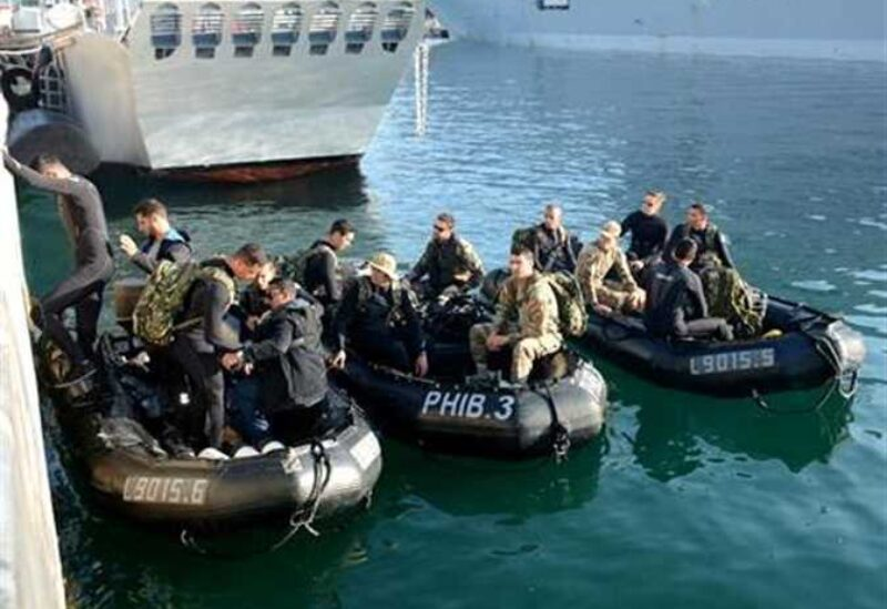 Egypt, France military drills
