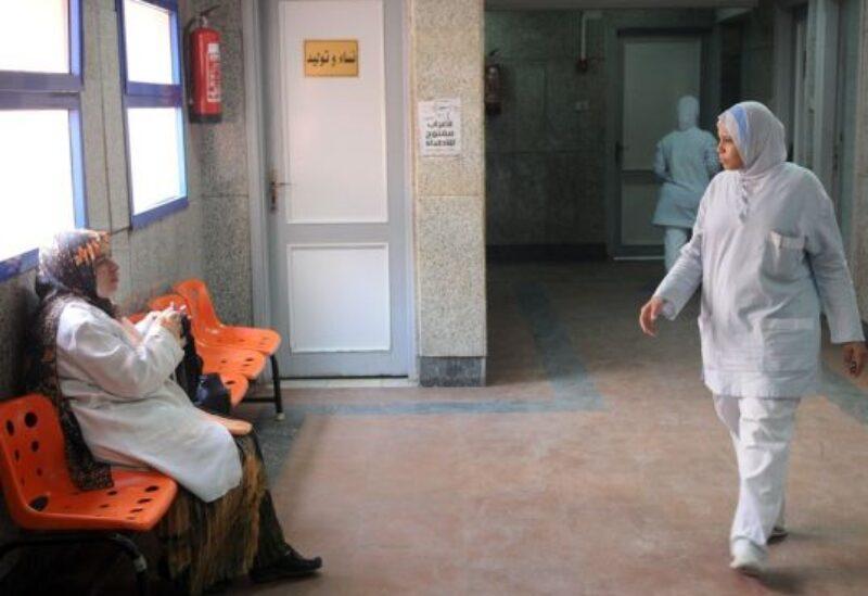 Egypt, government hospital