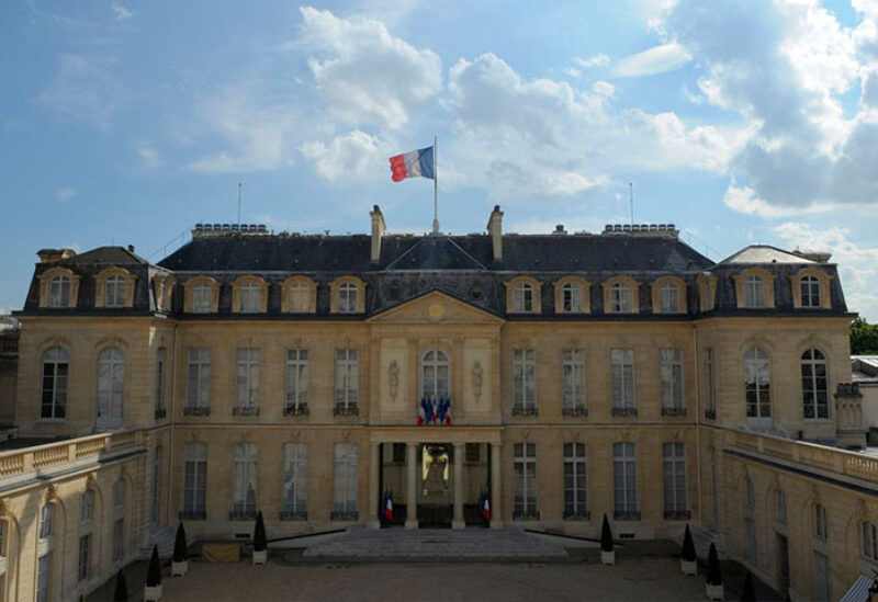Elysee Palace, the President's official residence