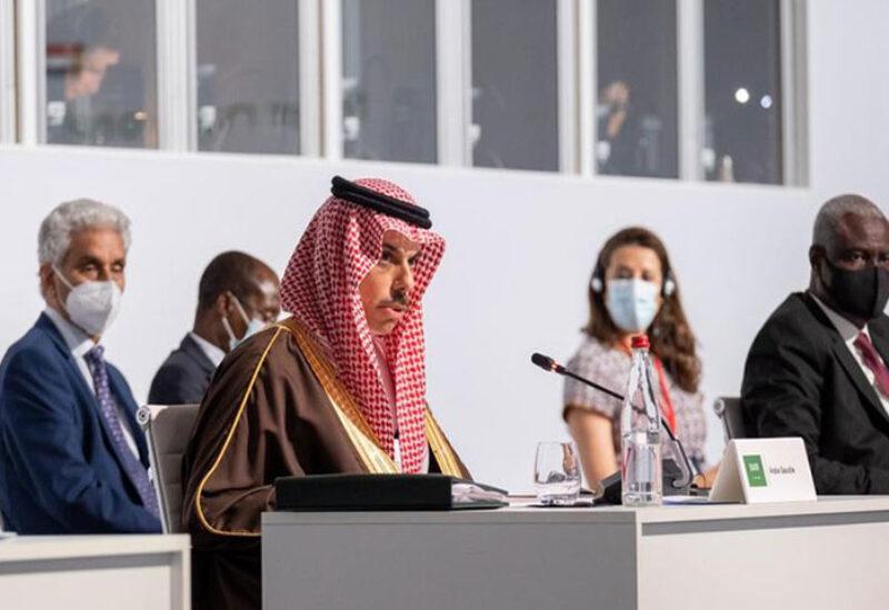 Foreign Minister Prince Faisal bin Farhan