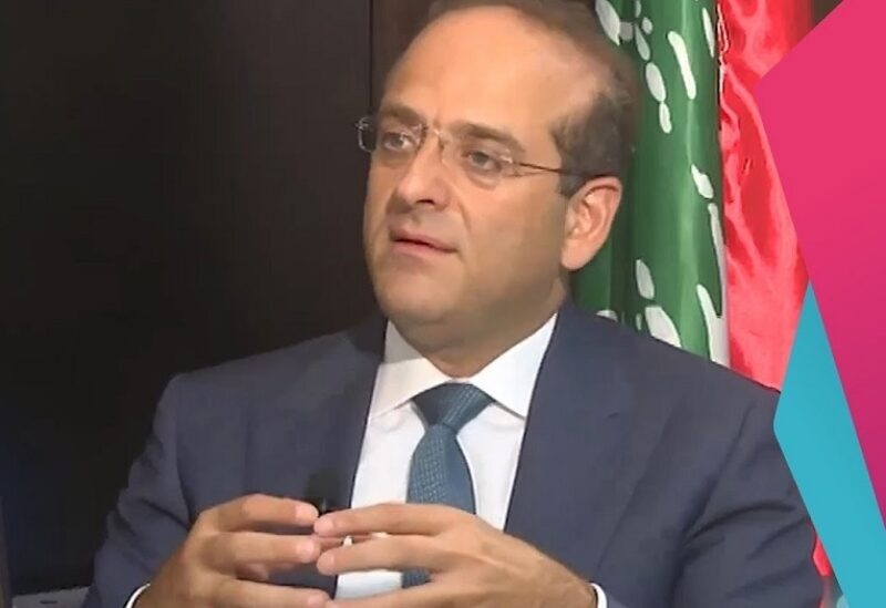 Former minister Raed Khoury