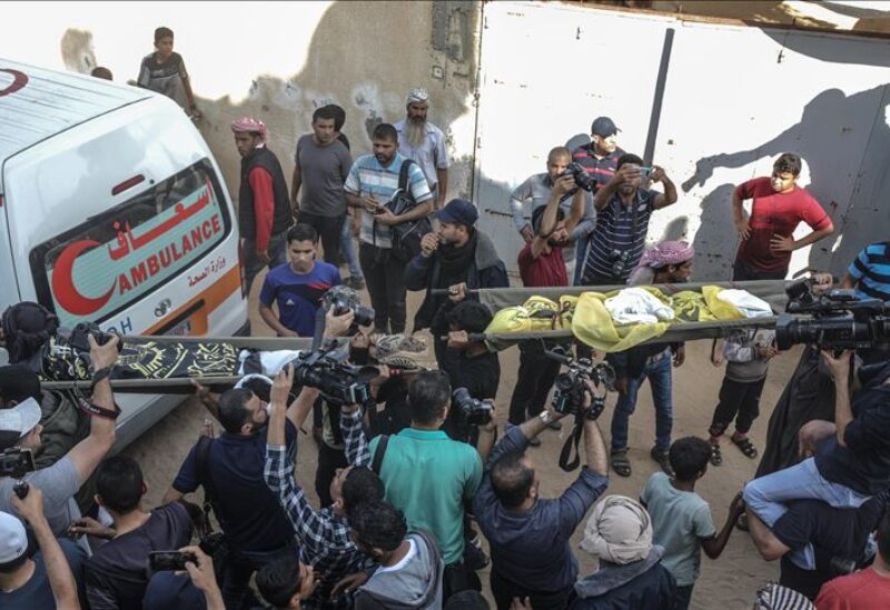 Gaza, family killed