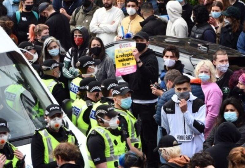 Glasgow indians arrest