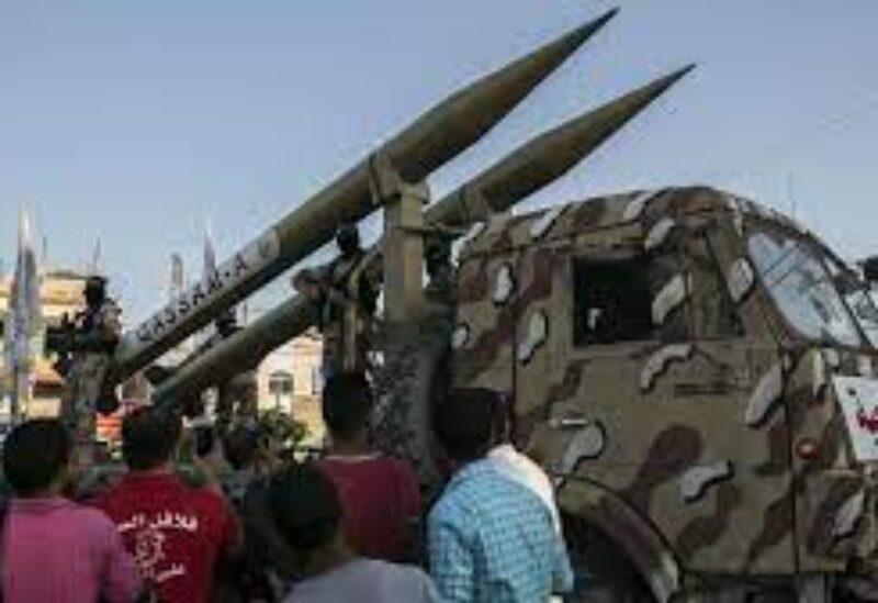 Hamas advanced rockets
