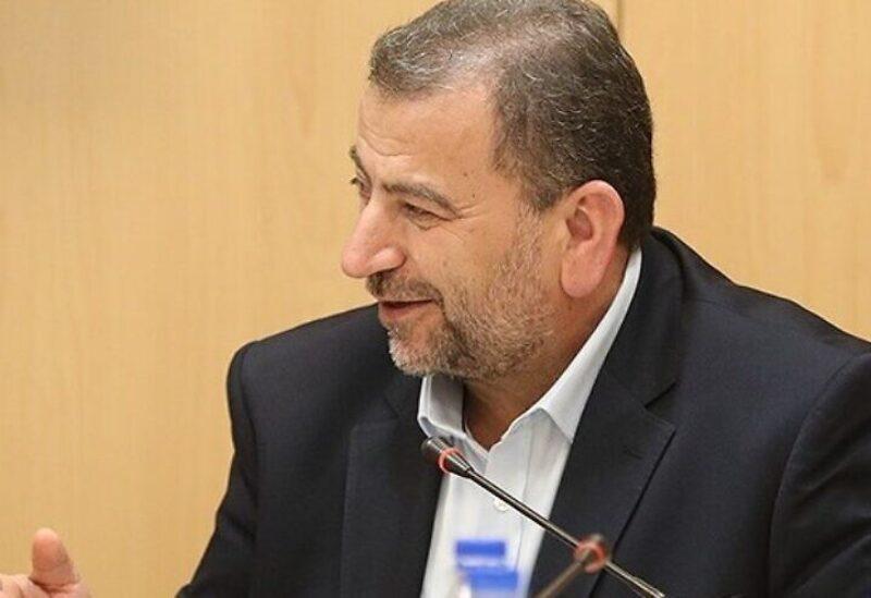 Hamasdeputy leader, Saleh al-Arouri