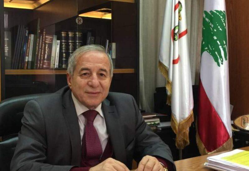 Head of Pharmacists' Syndicate, Ghassan Al-Amin