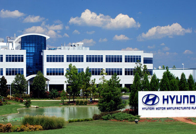 Hyundai offices in US