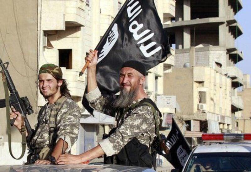 ISIS, Syria