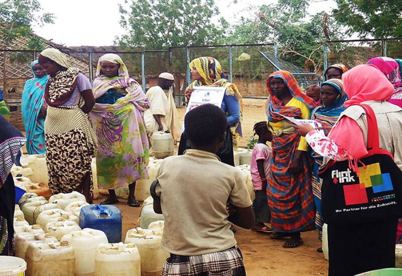 Internal Displaced people in Darfur
