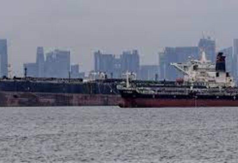 Iranian The MT Horse ship
