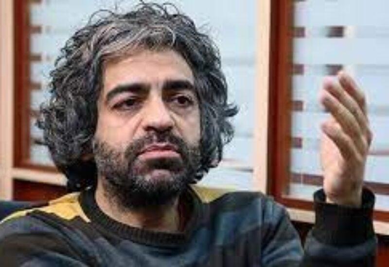 Iranian film director Babak Khorramdin