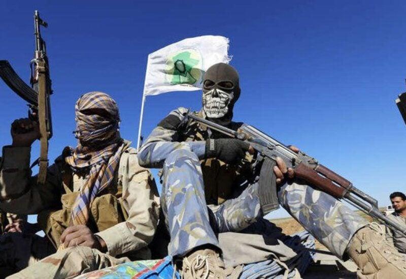 Iraq, Iranian backed militias