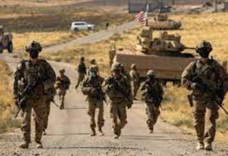 Iraq, US troops