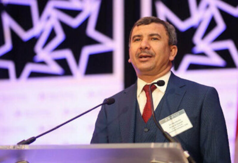 Iraq's Oil Minister Ihsan Abdul Jabbar Ismail