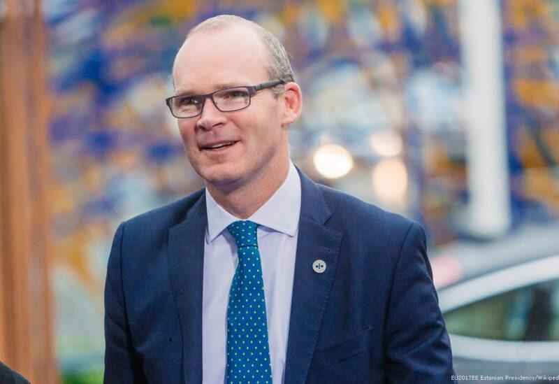 Ireland's Minister for Foreign Affairs, Simon Coveney