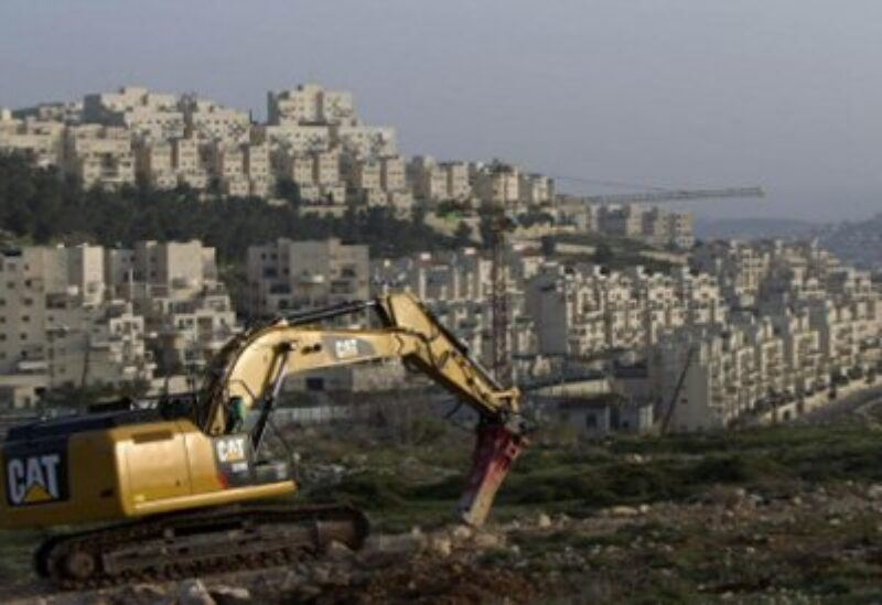 Israeli settelements in Beitlehem