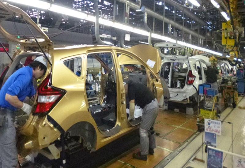 Japanese Automaker Nissan facility