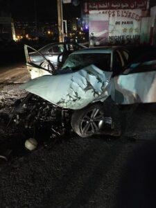 Jounieh car accident