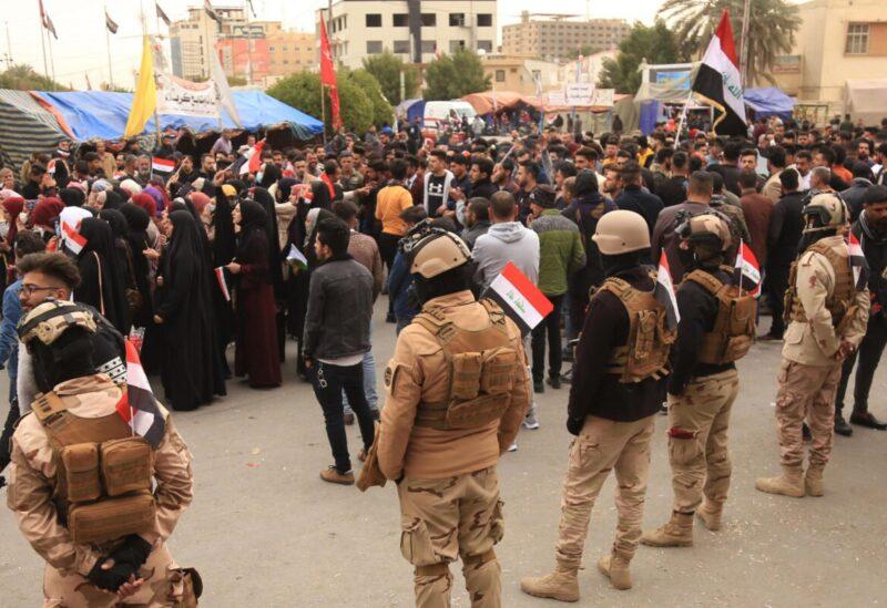Karbala, protest