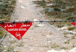 Landmines in Lebanon
