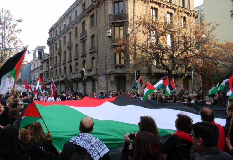 Latin America Palestinians