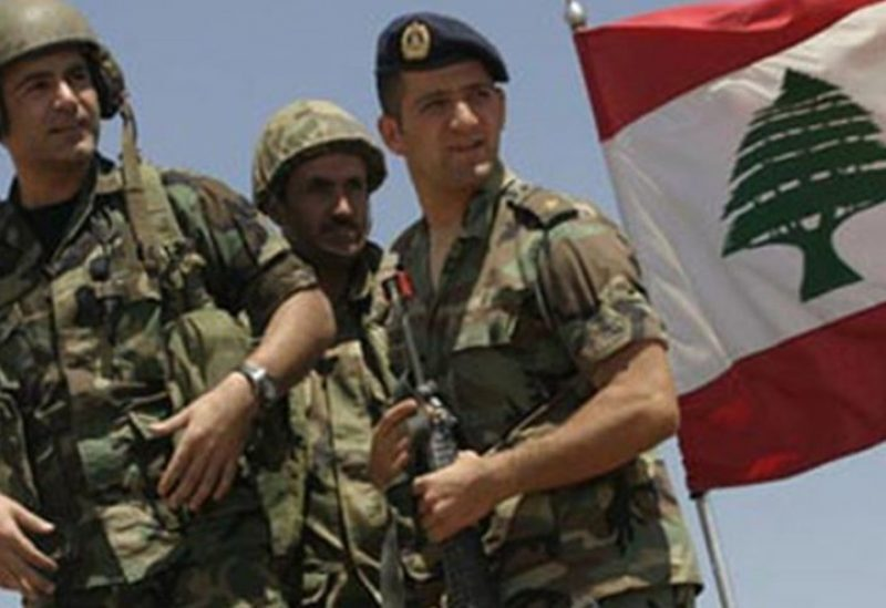 Lebanese soldiers Archive