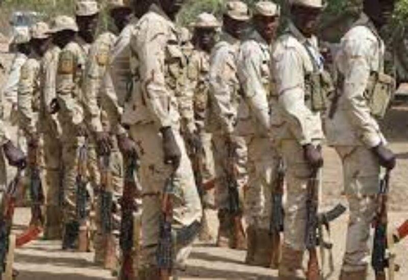 Mali, army forces