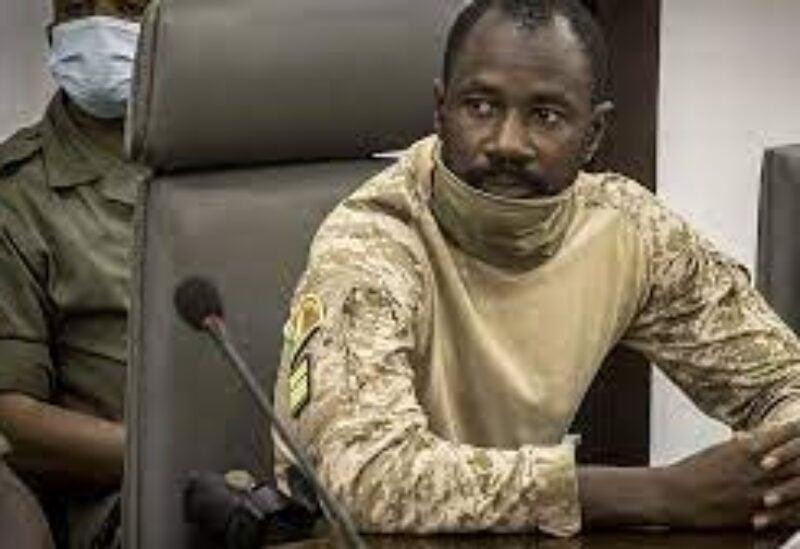 Mali's new interim President, Assimi Goita
