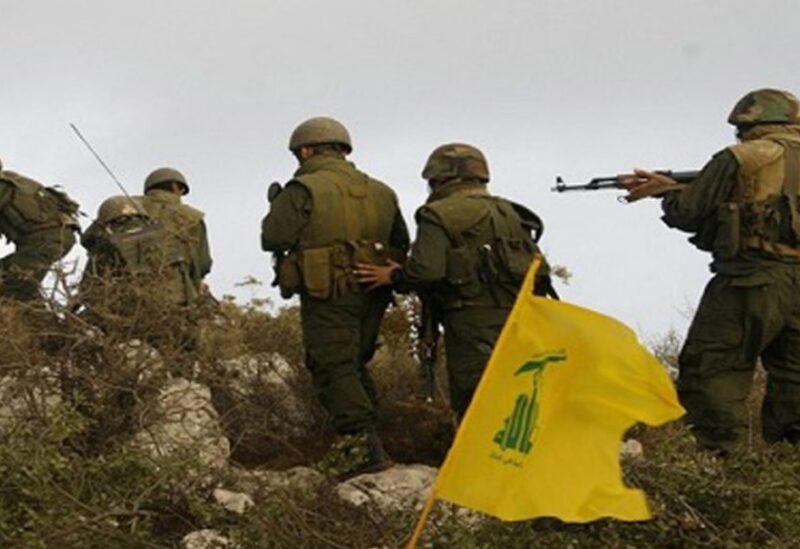 Members of Hezbollah militia