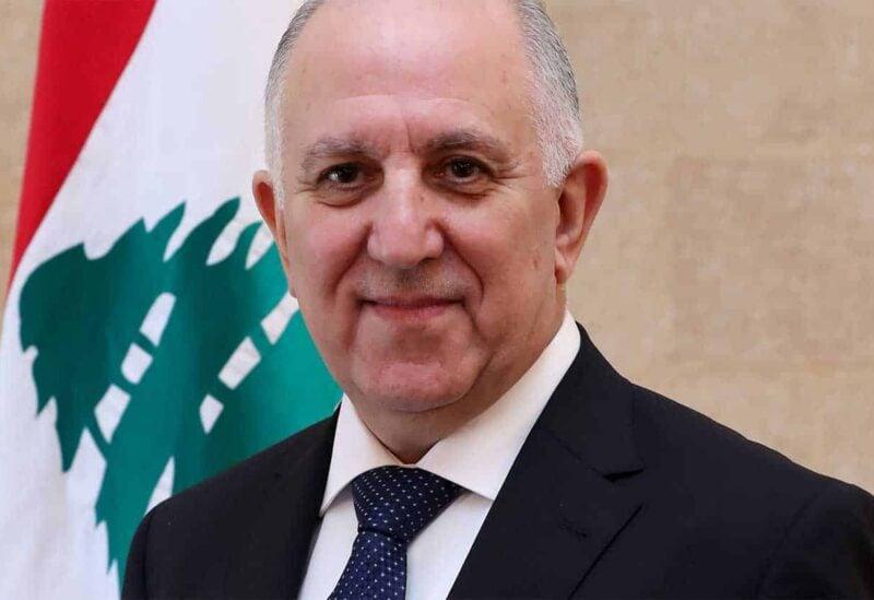 Caretaker Interior Minister Mohamed Fahmy
