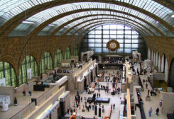 Musee d'Orsay in Paris to open doors for visitors