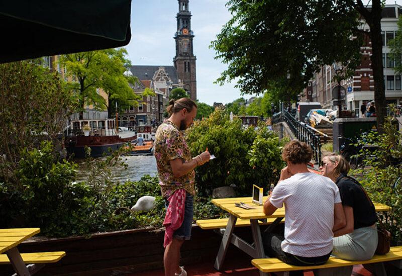 Netherland's bars and restaurants