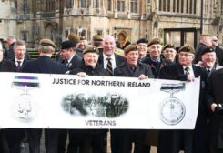 Northern Ireland veterans