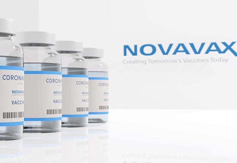 Novavax vaccinev