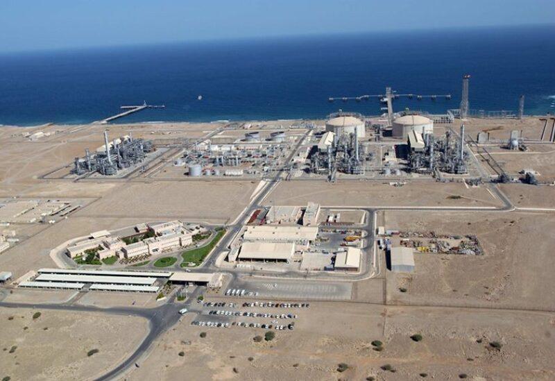 Oman LNG facilities