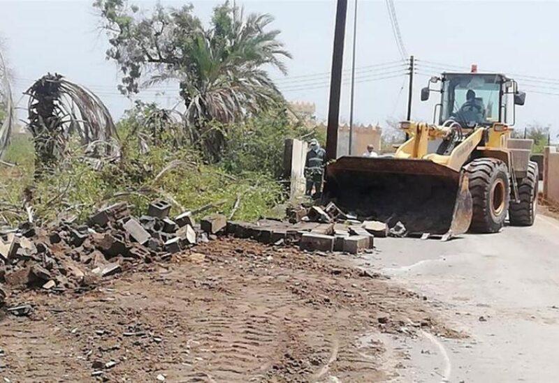 Oman floods
