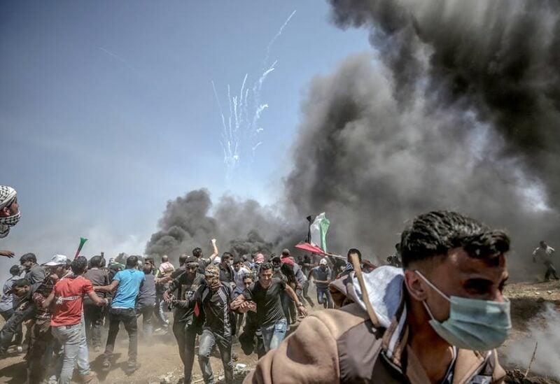 Palestinian Israeli coflict