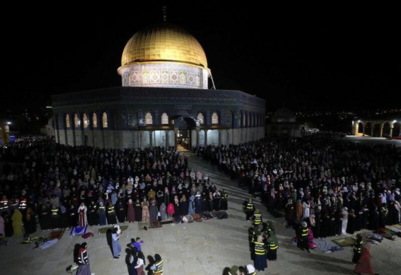 Palestinians in Jerusalem