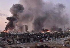 Port of Beirut damage