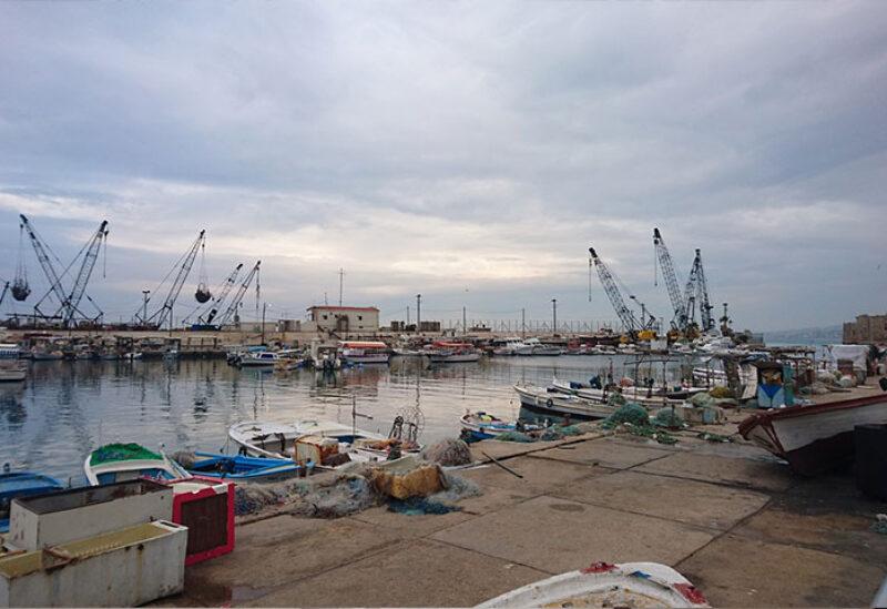 Port of Saida