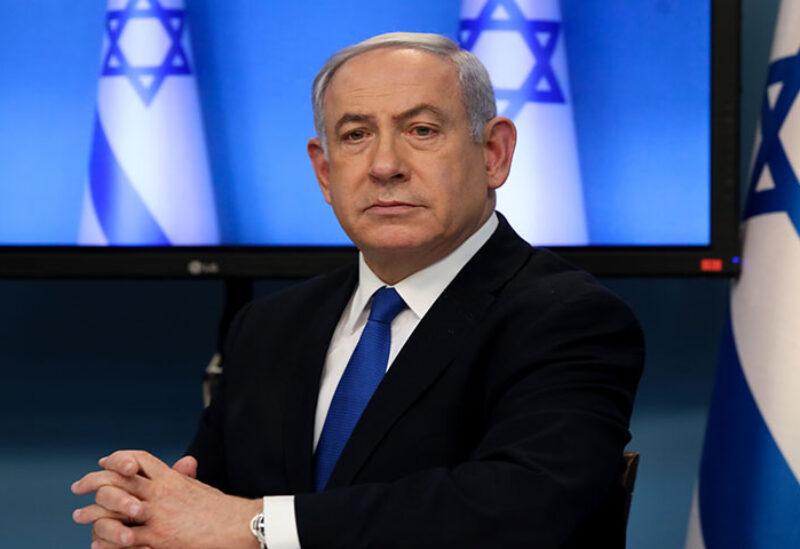 Prime Minister designate Benjamin Netanyahu