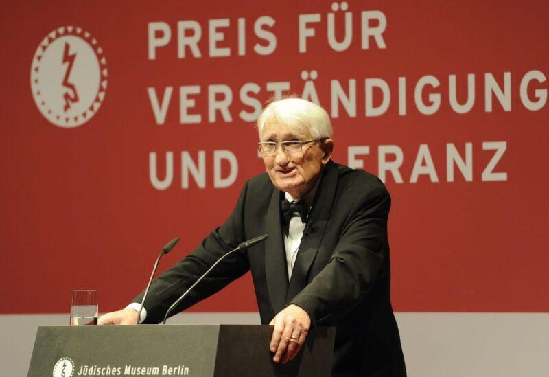 Professor Jurgen Habermas