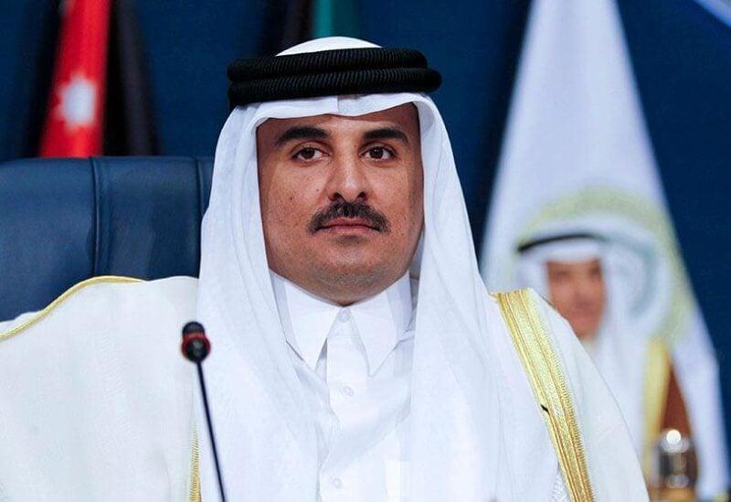 Qatari Emir Sheikh Tamim bin Hamad Al-Thani