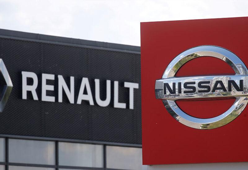 Renault Nissan plant