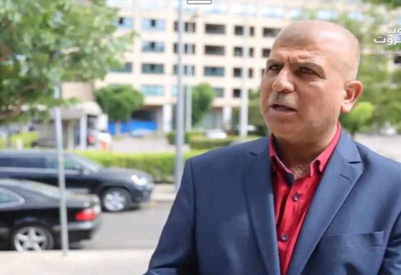 Representative of Fuel Distributors in Lebanon Fadi Abou Chakra