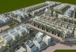Residential projects in Saudi Arabia