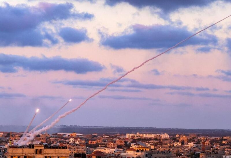Rockets launched towards Israel
