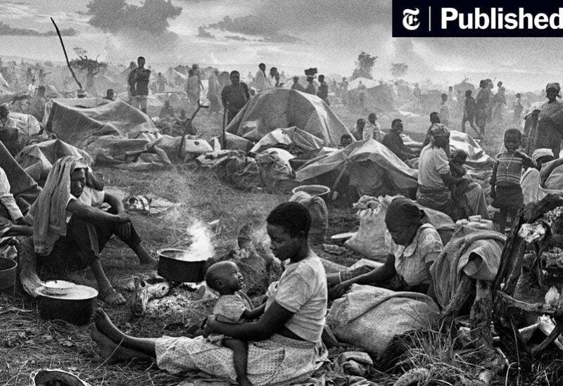 Rwanda massacre Archive