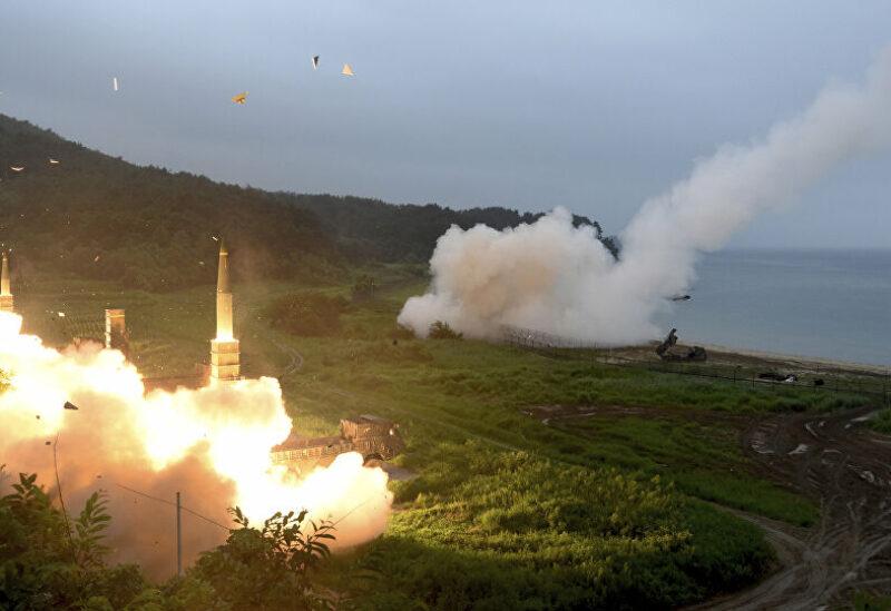 S.Korea ballistic missiles
